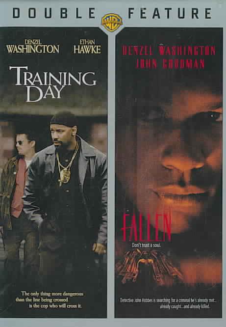 TRAINING DAY/FALLEN BY WASHINGTON,DENZEL (DVD)